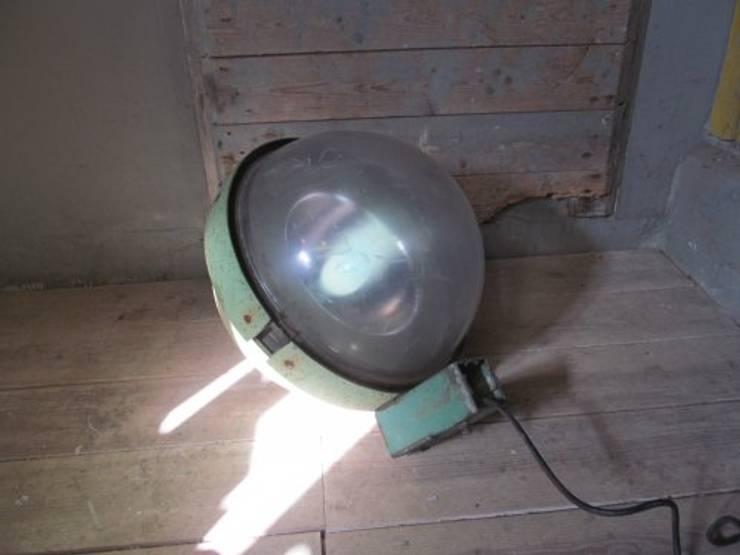 Lampen: brocant & industrieel:   door Were Home, Rustiek & Brocante