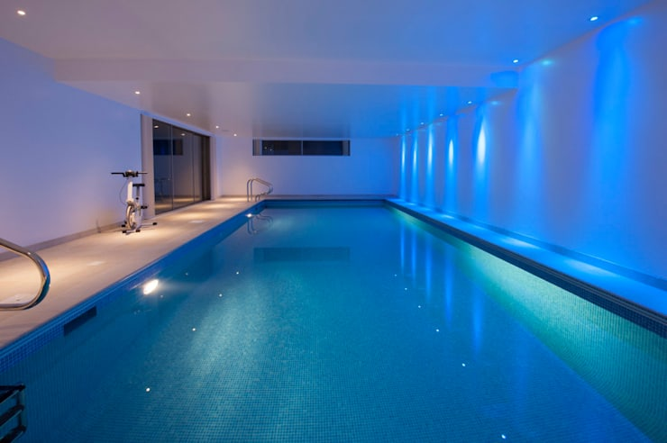 Bingham Avenue, Evening Hill, Poole:  Pool by David James Architects & Partners Ltd