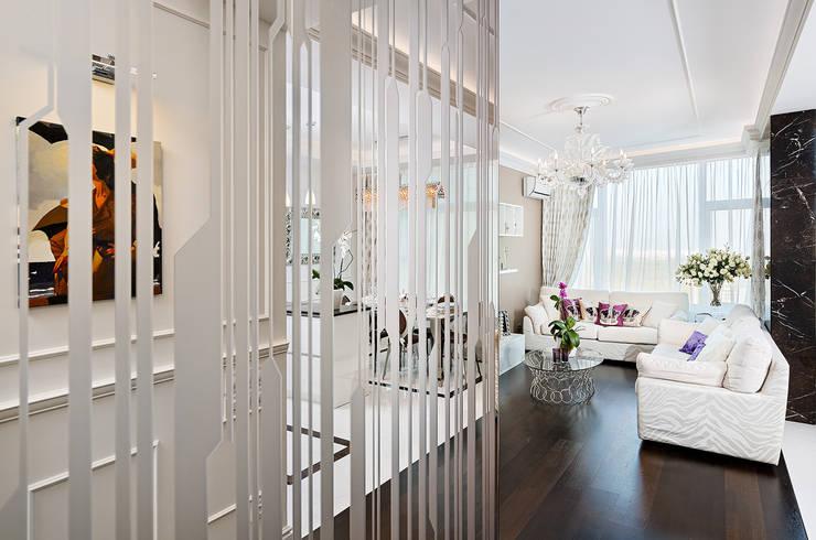Salones de estilo moderno de ELIZABETH STUDIO DESIGN Moderno