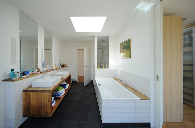 Carlos Zwick Architekten의  욕실