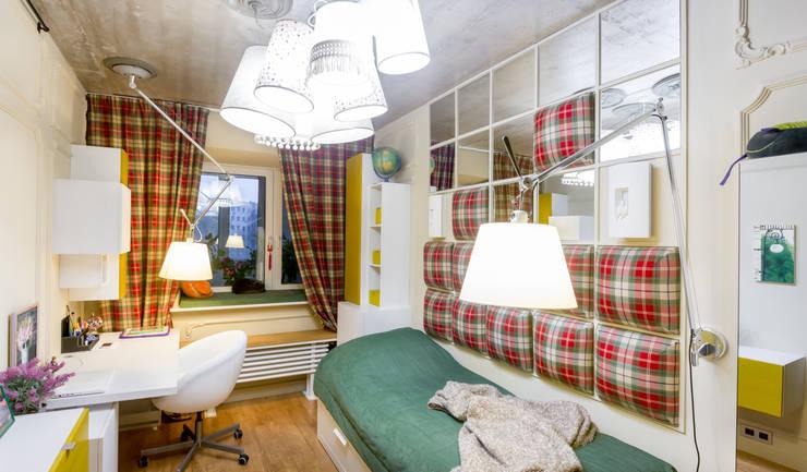 Комната маленькой принцессы: Детские комнаты в . Автор – ToTaste.studio