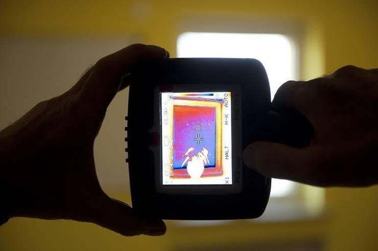 Kastenisolation und Fensterscheibentausch:  Fenster von MR Gruppe