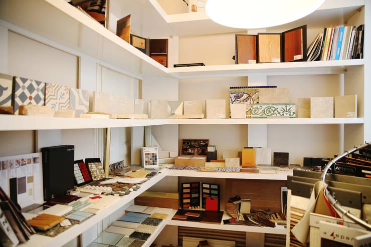 Aykuthall Architectural Interiors – Aykuthall Office 2015:  tarz İç Dekorasyon