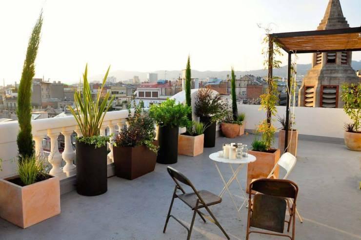 بلكونة أو شرفة تنفيذ ésverd - jardineria & paisatgisme