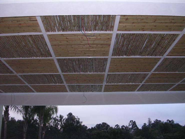 Projeto: Terraços  por Kanela Bambu