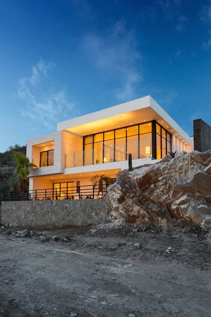 CASA MAR: Casas de estilo  por Imativa Arquitectos