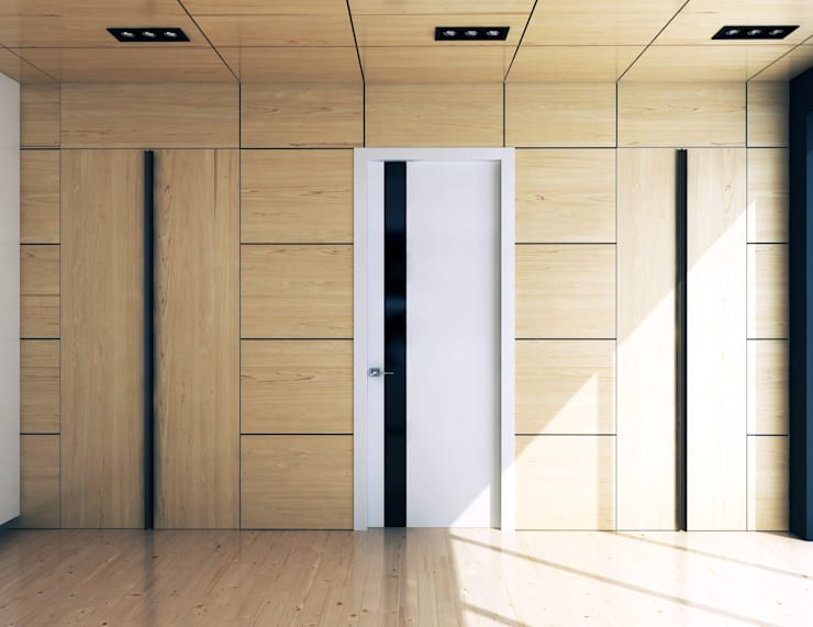 RESIDENCE VILLA INTERIOR / ALMATY: Гардеробные в . Автор – Lenz Architects