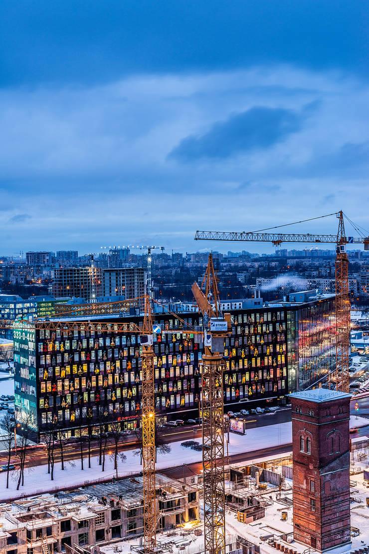 ЖК <q>Платинум</q>: Офисы и магазины в . Автор – Belimov-Gushchin Andrey