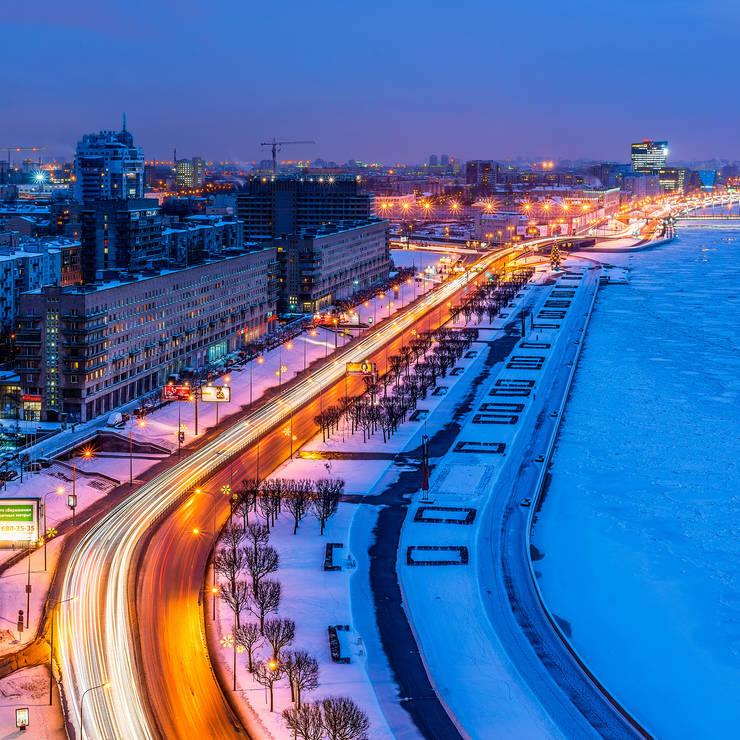 ЖК <q>Платинум</q>: Tерраса в . Автор – Belimov-Gushchin Andrey