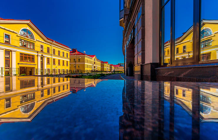 ЖК <q>Парадный квартал</q>: Дома в . Автор – Belimov-Gushchin Andrey, Классический