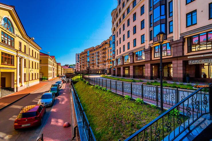 ЖК <q>Парадный квартал</q>: Дома в . Автор – Belimov-Gushchin Andrey