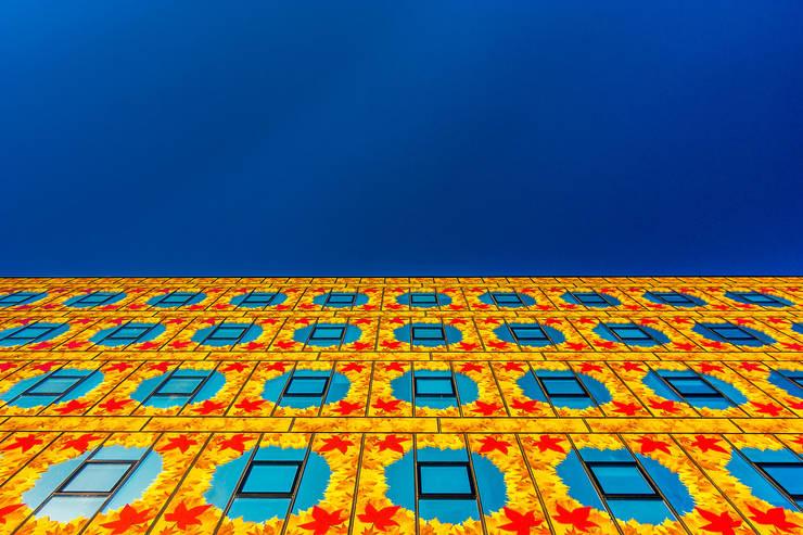 Бизнес-парк <q>Полюстрово</q>: Офисы и магазины в . Автор – Belimov-Gushchin Andrey, Лофт