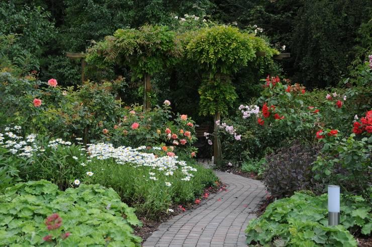 Projekty,  Ogród zaprojektowane przez Ambiente Gartengestaltung