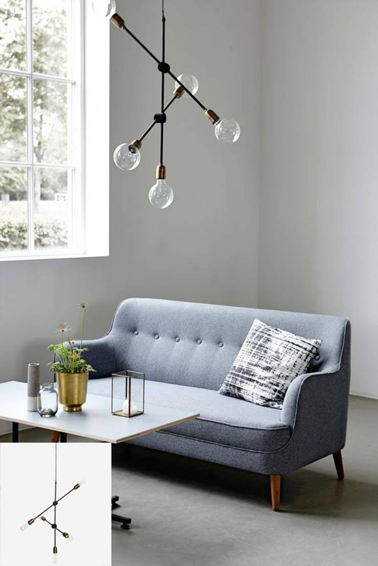 .: Salones de estilo  de Muebles Capsir