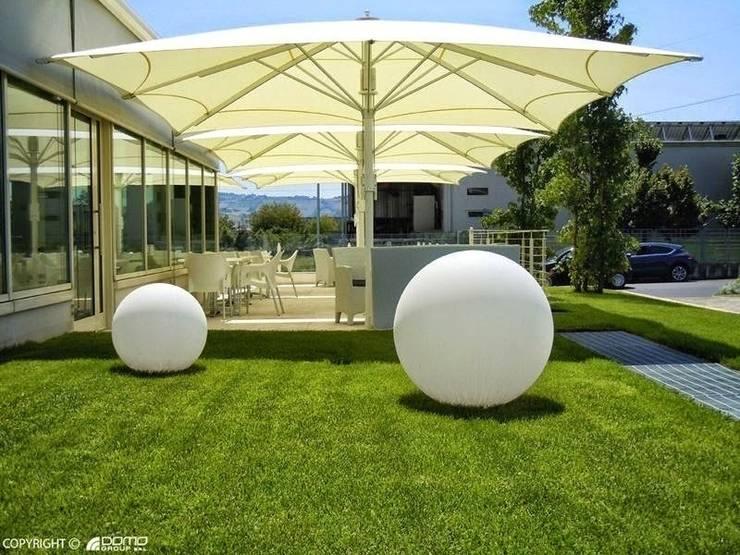 Akbrella Şemsiye San. ve Tic. A.Ş – 300x300cm Kelepçeli sistem şemsiye:  tarz Bahçe