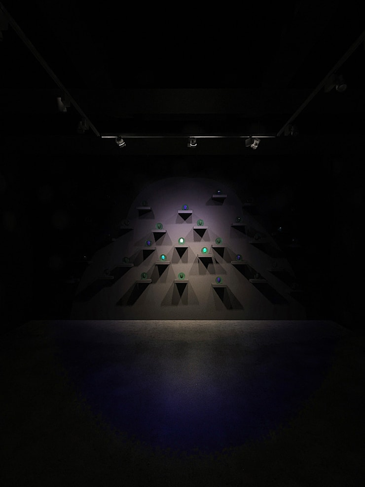 Галерея современного искусства. Екатеринбург: Рабочие кабинеты в . Автор – Dmitriy Khanin