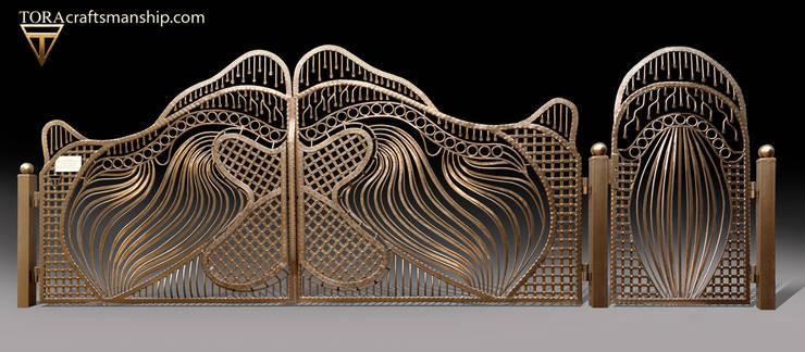 """""""Motyl w deszczu"""": styl , w kategorii  zaprojektowany przez Pracownia TORA"""