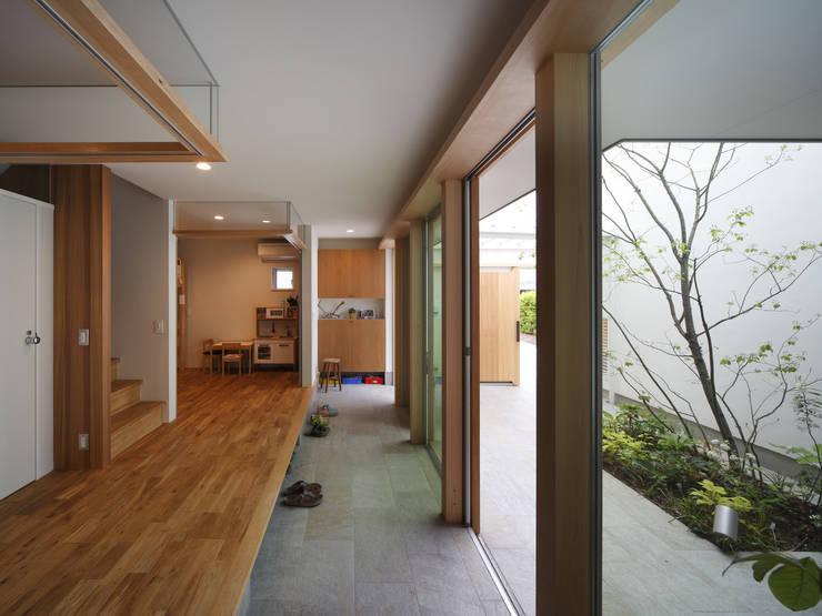 春風の家: 樋口章建築アトリエが手掛けた子供部屋です。