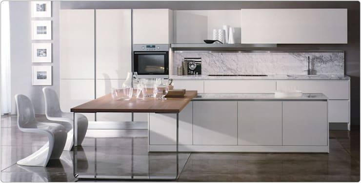 modern Kitchen by Maxel