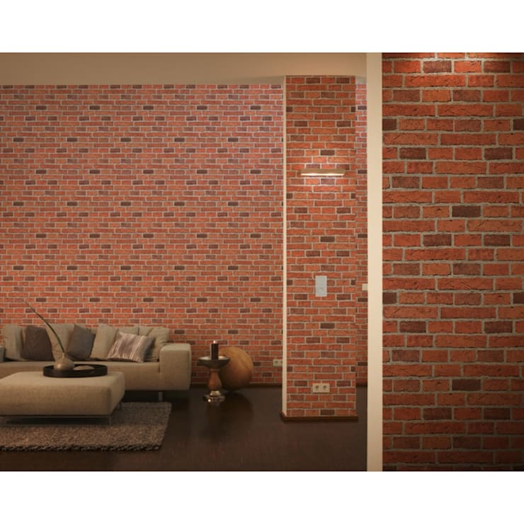 Walls & flooring by I Want Wallpaper