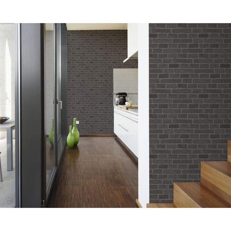 Walls & flooring by I Want Wallpaper