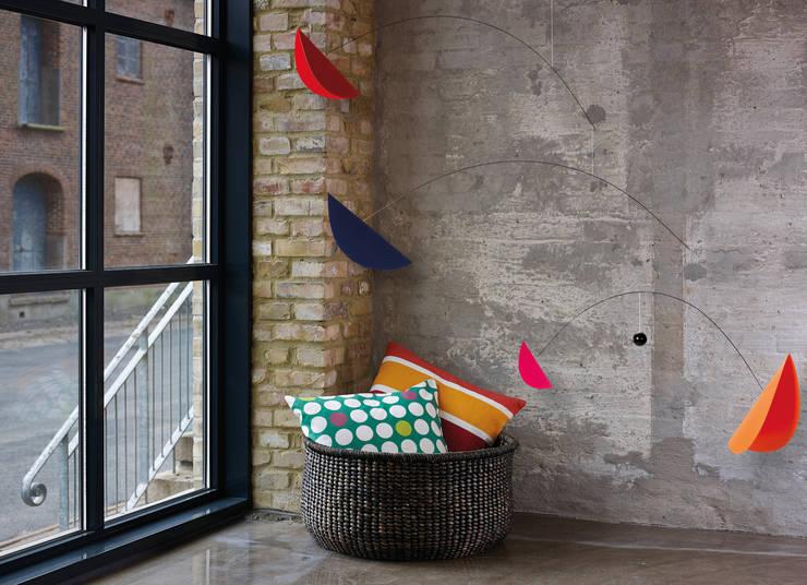 Dormitorios de estilo  por Flensted Mobiles