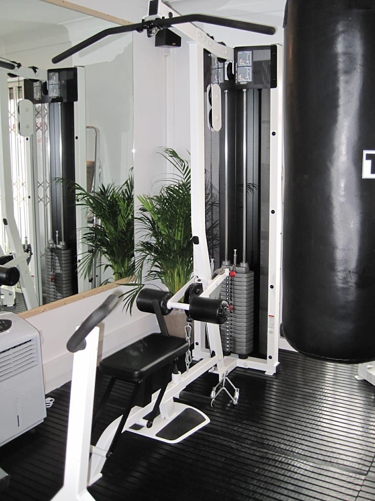 888 Gym Design example:  Gym by Pioneer Personal Training & Bespoke Gym Design