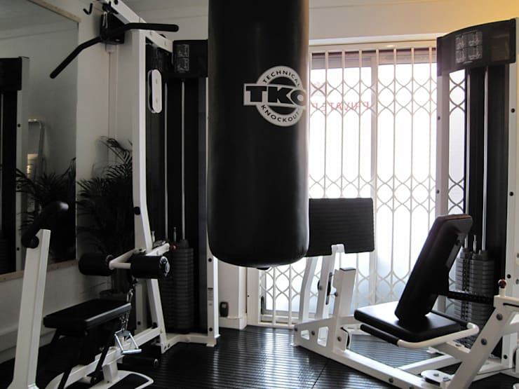 modern Gym by Pioneer Personal Training & Bespoke Gym Design