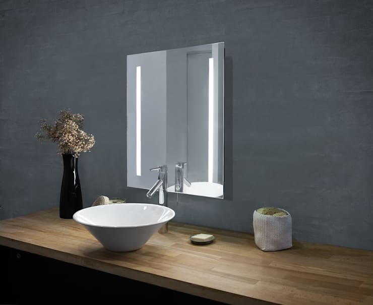 Bathroom by Herstal A/S