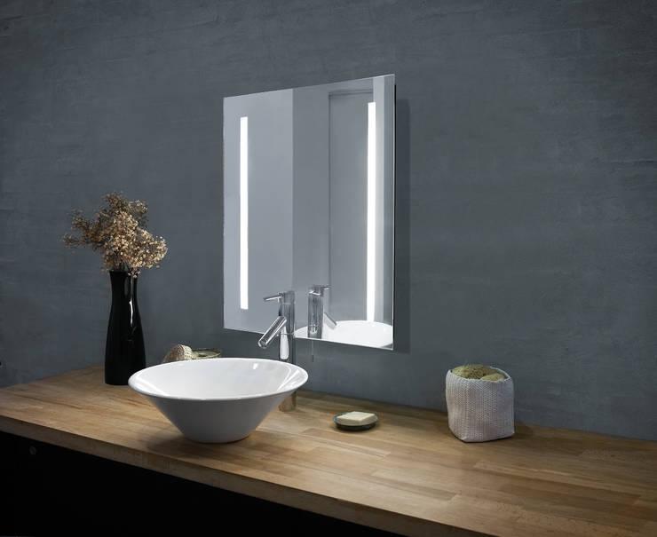 Bath: modern Bathroom by Herstal A/S