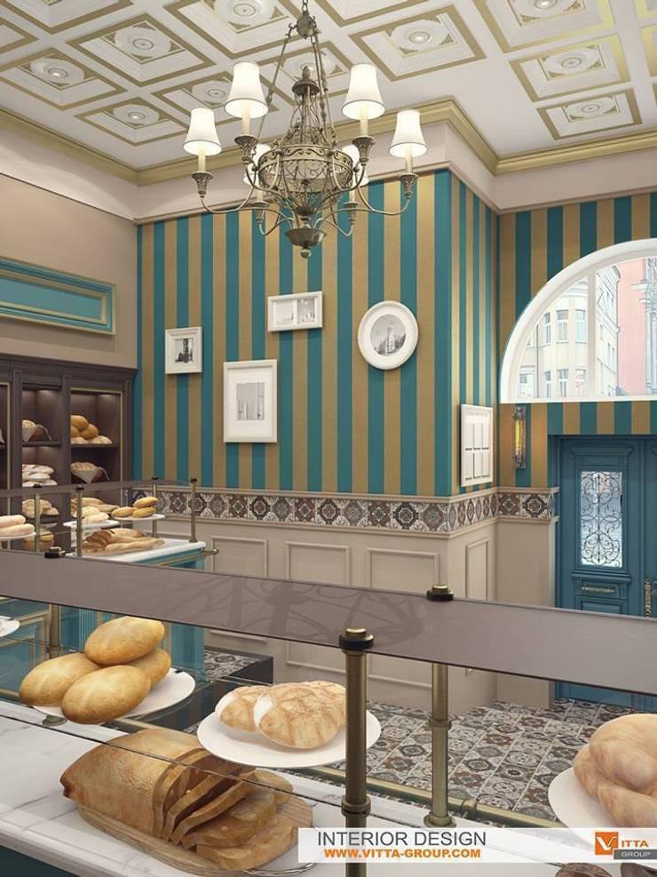VIP пекарня Ласточка: Офисы и магазины в . Автор – VITTA-GROUP