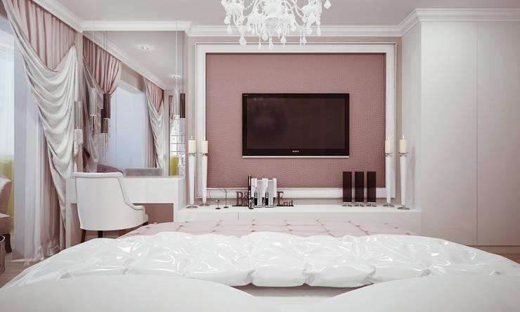 Спальня в Севастополе: Спальни в . Автор – VITTA-GROUP