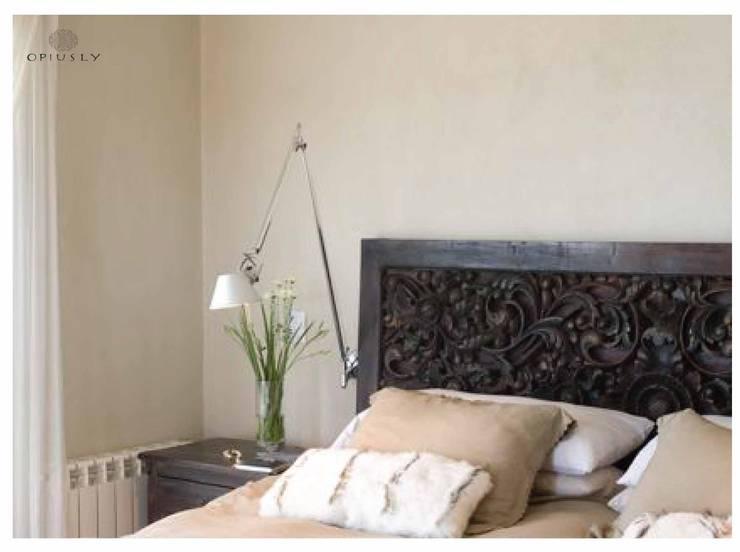 Dormitorios: Dormitorios de estilo  por Opiusly