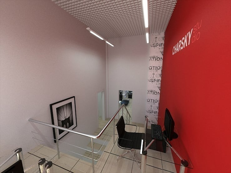 Office Charsky Studio: Офисные помещения в . Автор – Дмитрий Максимов