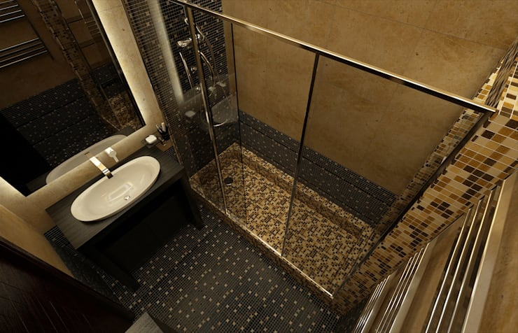 Bathroom by Дмитрий Максимов, Modern