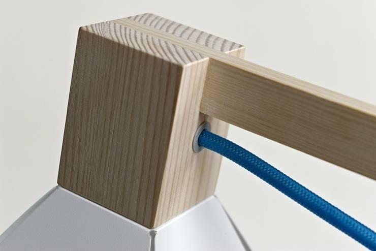 Lampa MAX: styl , w kategorii  zaprojektowany przez Flapo,Skandynawski