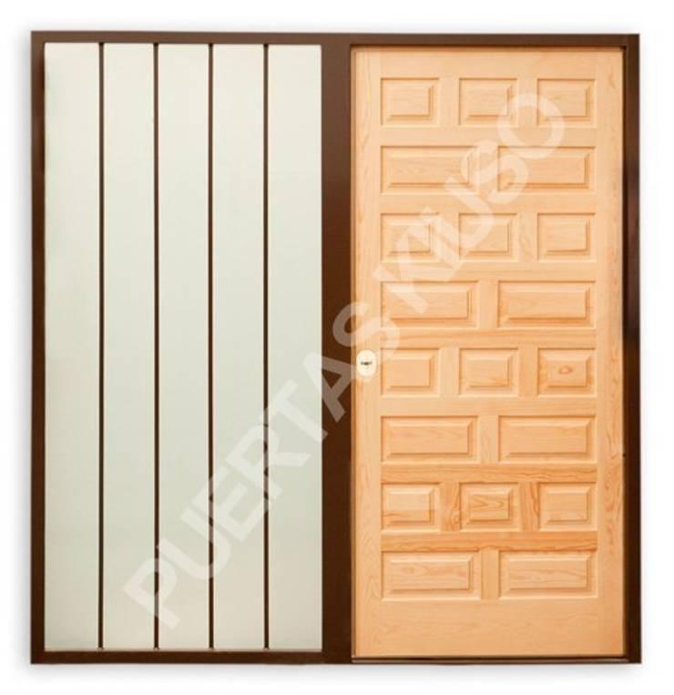 FIJO 3: Puertas y ventanas de estilo  de PUERTAS KIUSO