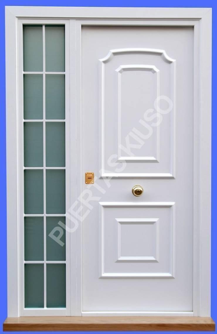 FIJO 4: Puertas y ventanas de estilo  de PUERTAS KIUSO
