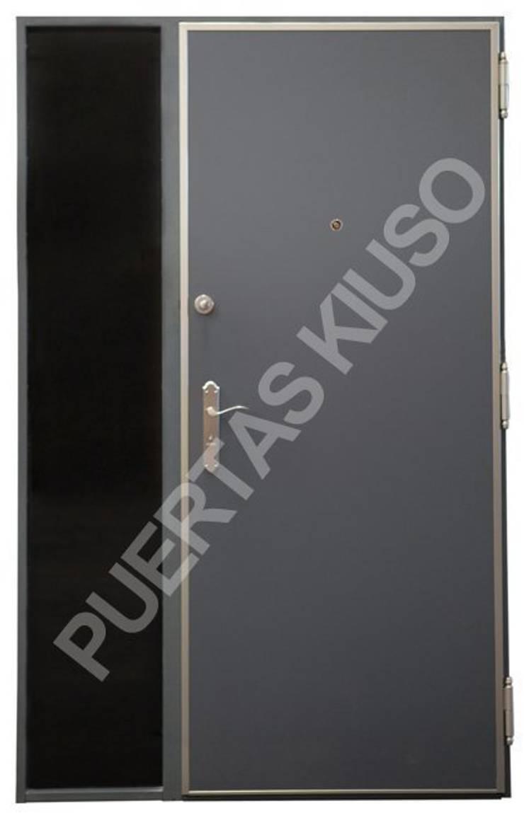 FIJO 6: Puertas y ventanas de estilo  de PUERTAS KIUSO