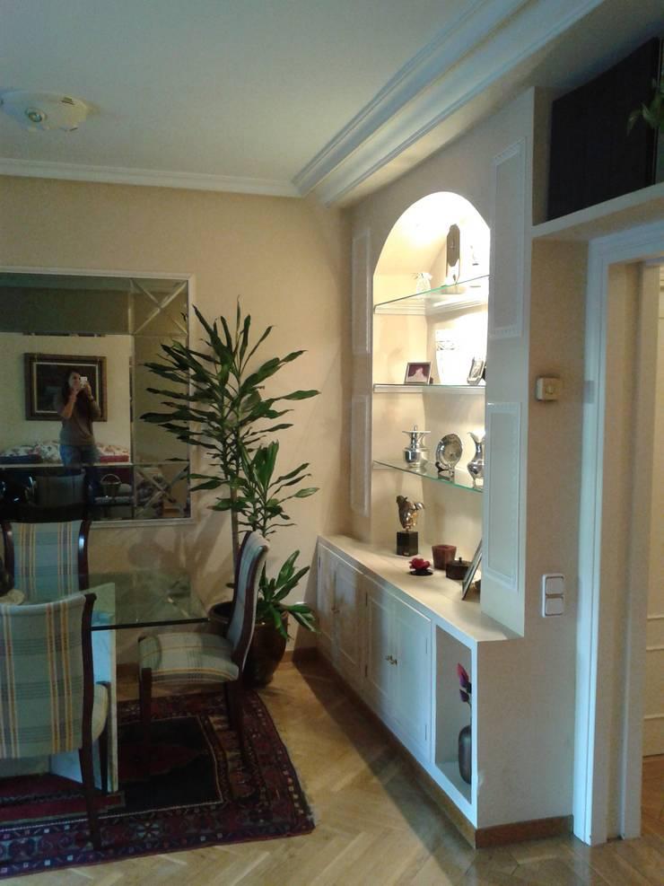 antes: Salones de estilo  de key home designers