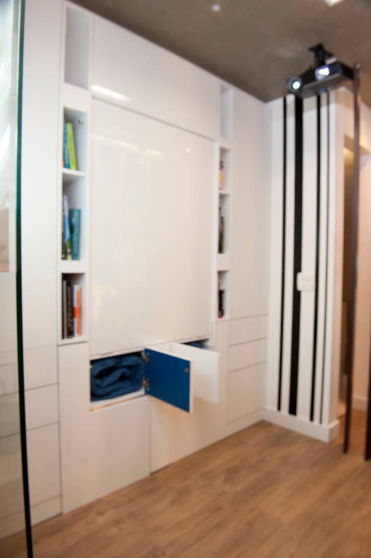 Pocket Office: Espaços comerciais  por Ferraro Habitat,