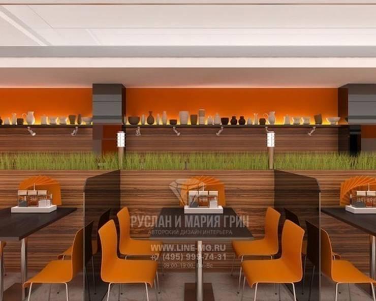 Дизайн столовой. Современный общественный интерьер: Ресторации в . Автор – Студия дизайна интерьера Руслана и Марии Грин