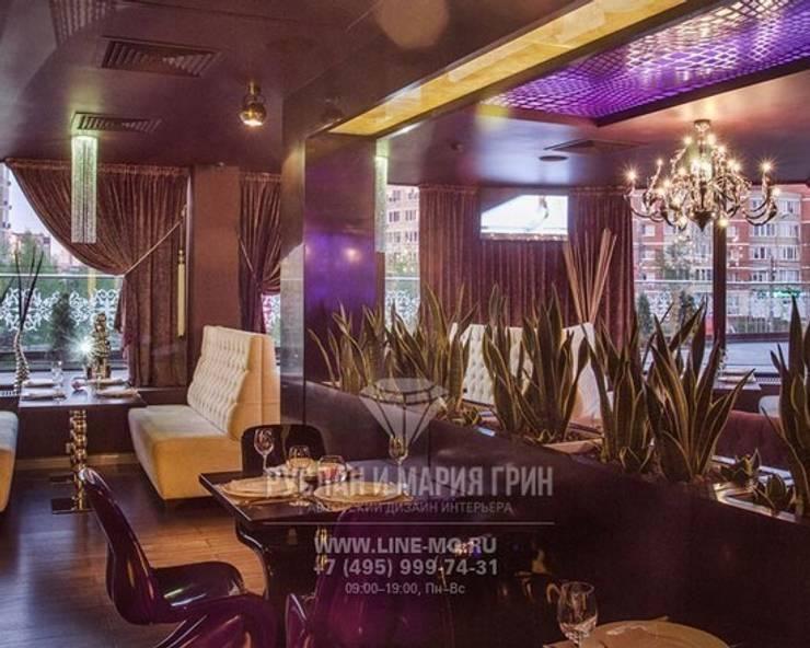 Интерьер ресторана: Ресторации в . Автор – Студия дизайна интерьера Руслана и Марии Грин,