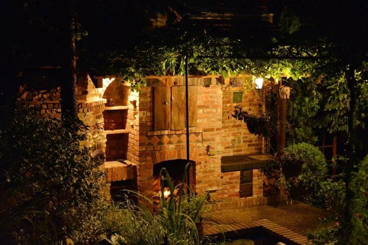 Kuchnia ogrodowa: styl , w kategorii Kuchnia zaprojektowany przez Kuchnia w Ogrodzie