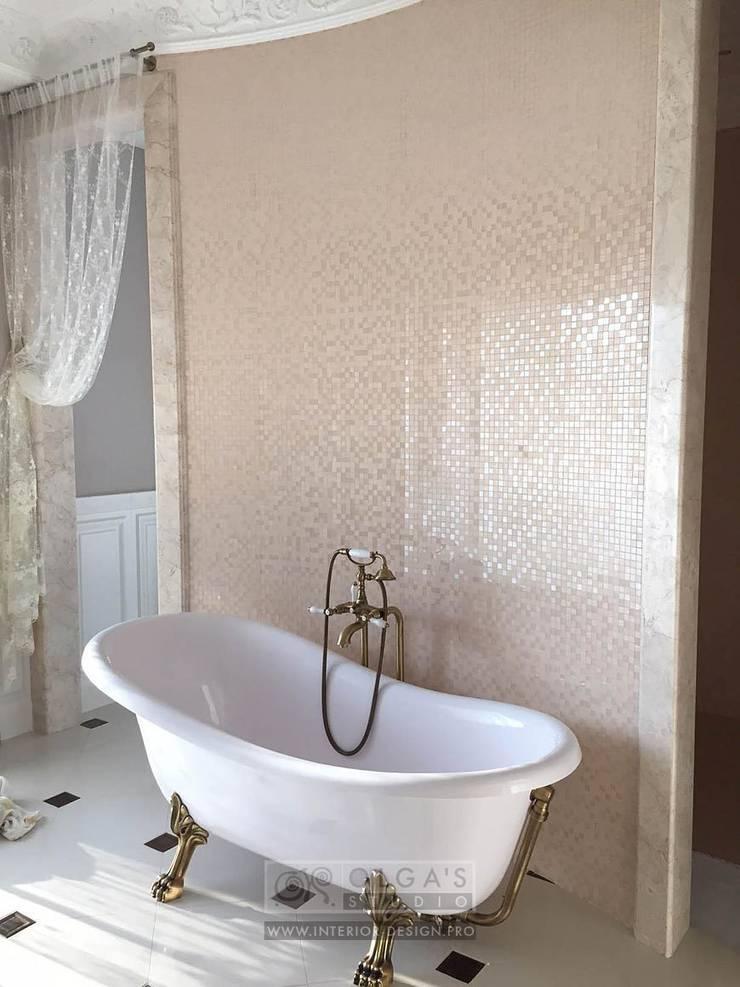 Ванная комната: Ванные комнаты в . Автор – Olga's Studio