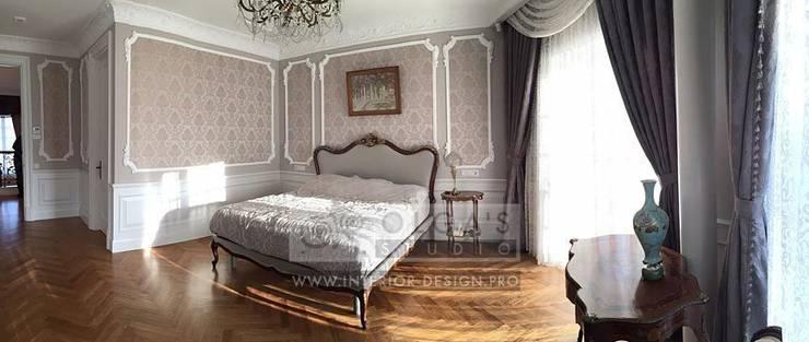 Спальная комната: Спальни в . Автор – Olga's Studio