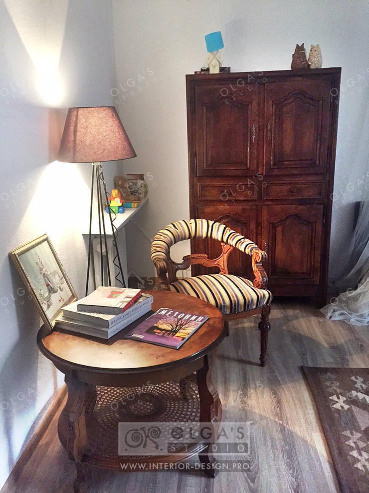 Кабинет: Рабочие кабинеты в . Автор – Olga's Studio
