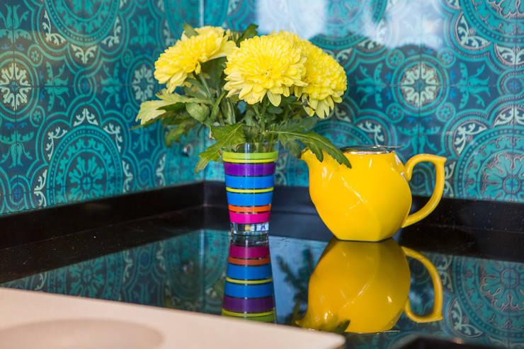 مطبخ تنفيذ Фотограф Анна Киселева