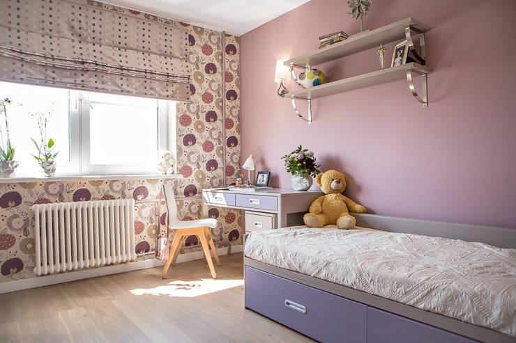 Nursery/kid's room by Фотограф Анна Киселева