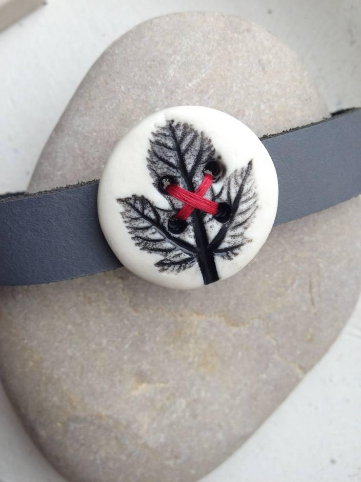 """Armband """"Ficus carica"""":  Kunst  door Hart & Ziel design"""